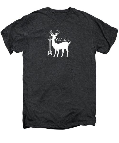 Ohh Deer Men's Premium T-Shirt