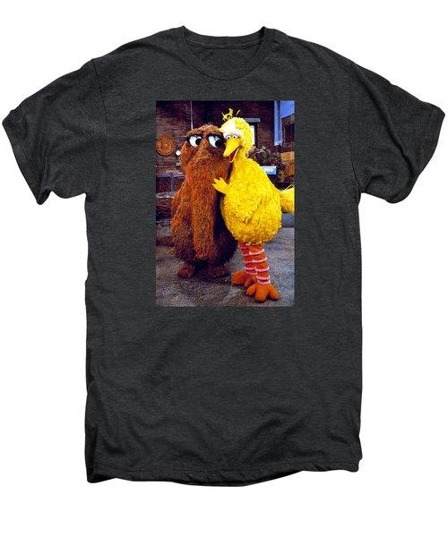 Snuffleupagus Men's Premium T-Shirt