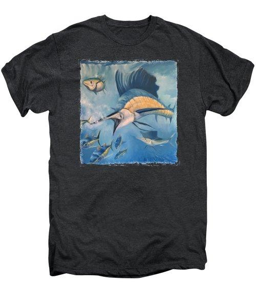 The Hunt Men's Premium T-Shirt