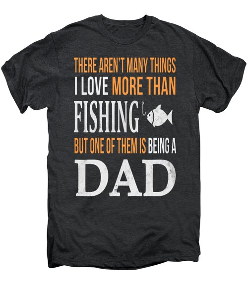 Fishing Men's Premium T-Shirt by Thucidol