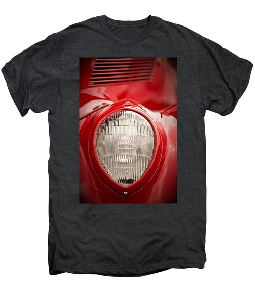 1937 Ford Headlight Detail Men's Premium T-Shirt