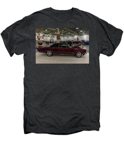 Men's Premium T-Shirt featuring the photograph 1964 Pontiac Gto by Randy Scherkenbach