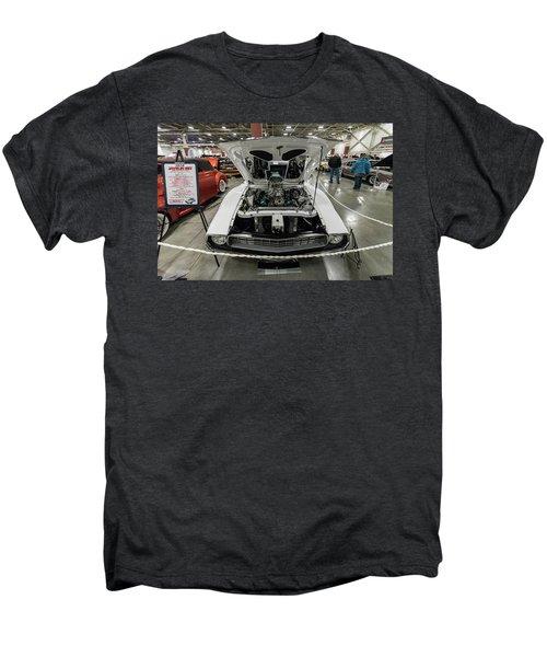 Men's Premium T-Shirt featuring the photograph 1972 Javelin Sst 2 by Randy Scherkenbach
