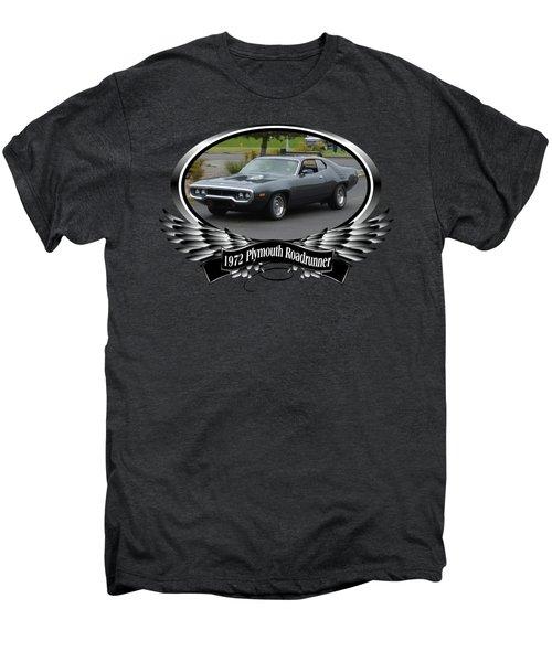1972 Plymouth Roadrunner Grow Men's Premium T-Shirt