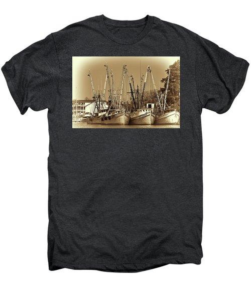 Georgetown Shrimpers Men's Premium T-Shirt