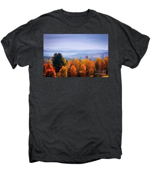 Morning Fog Men's Premium T-Shirt