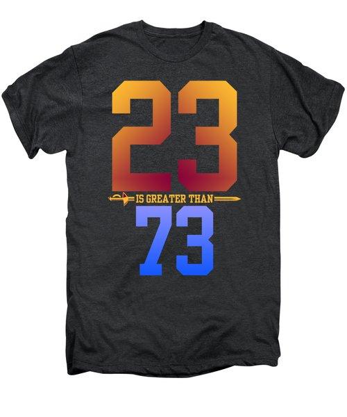 2373-2 Men's Premium T-Shirt by Augen Baratbate