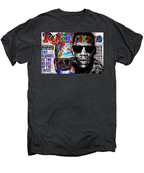 Jay Z Collection Men's Premium T-Shirt