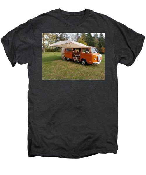 Volkswagen Bus T2 Westfalia Men's Premium T-Shirt