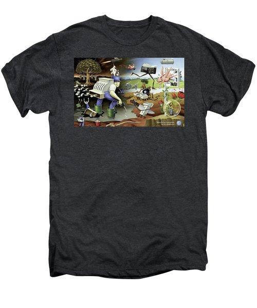 Volkswagen Men's Premium T-Shirt