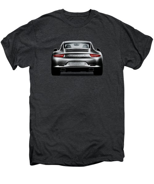 911 Carrera Men's Premium T-Shirt by Mark Rogan