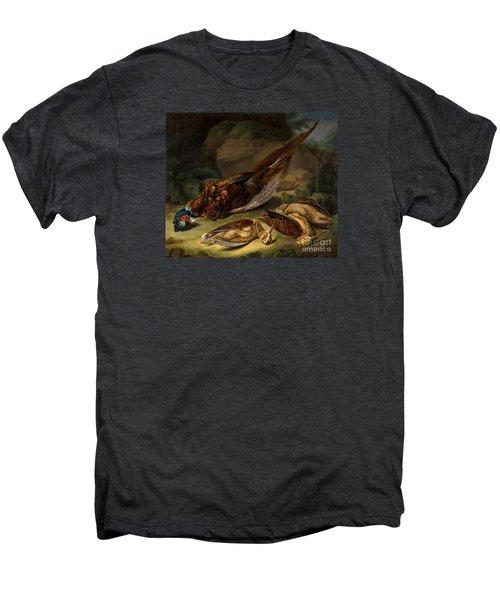 A Dead Pheasant Men's Premium T-Shirt by MotionAge Designs