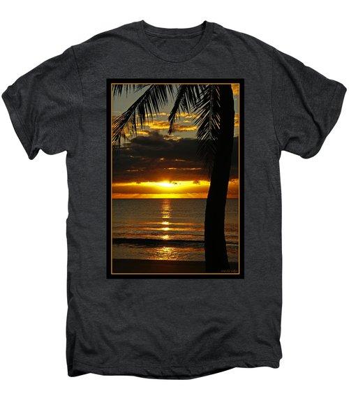 A Touch Of Paradise Men's Premium T-Shirt