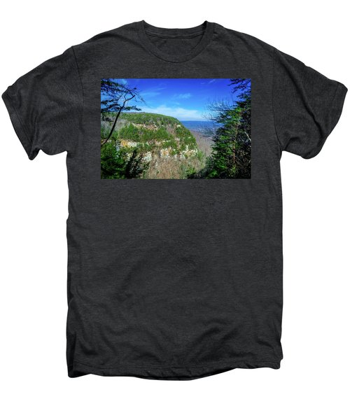 Above The Canyon Men's Premium T-Shirt