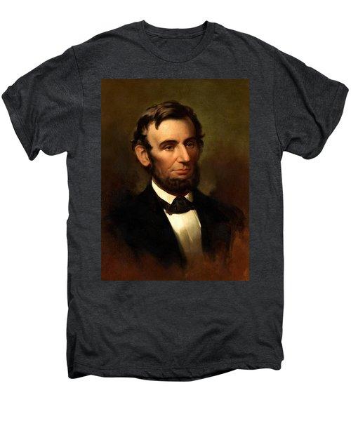 Abraham Lincoln 19 Men's Premium T-Shirt