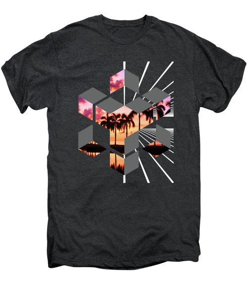 Abstract Space 3 Men's Premium T-Shirt