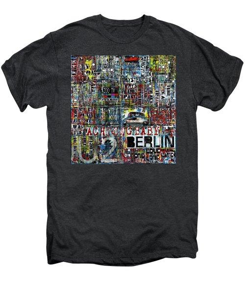 Achtung Baby Men's Premium T-Shirt