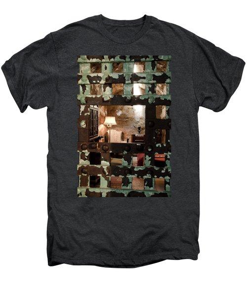 Al Capone Cell Men's Premium T-Shirt