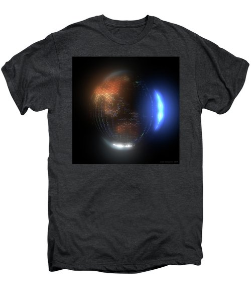 Albedo - Transition From Night To Day Men's Premium T-Shirt