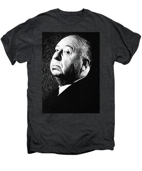 Alfred Hitchcock Men's Premium T-Shirt
