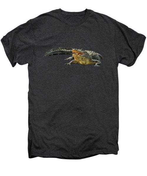 Alligator Men's Premium T-Shirt