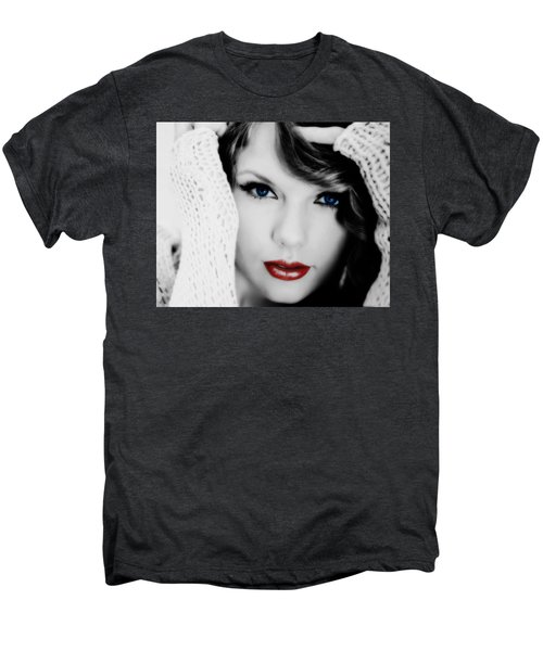 American Girl Taylor Swift Men's Premium T-Shirt by Brian Reaves