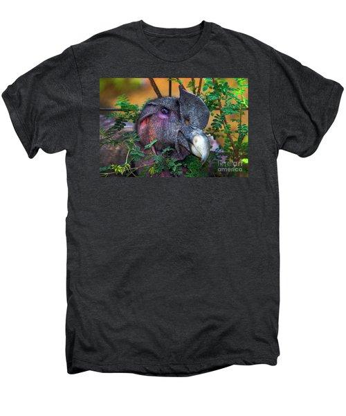 Andean Condor At Amaru II Men's Premium T-Shirt