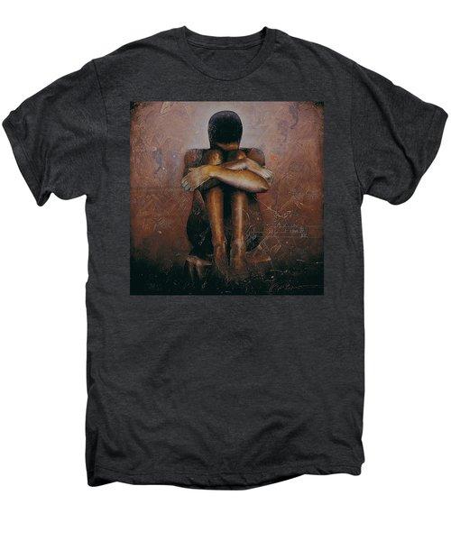 Annunciation / Mary Men's Premium T-Shirt
