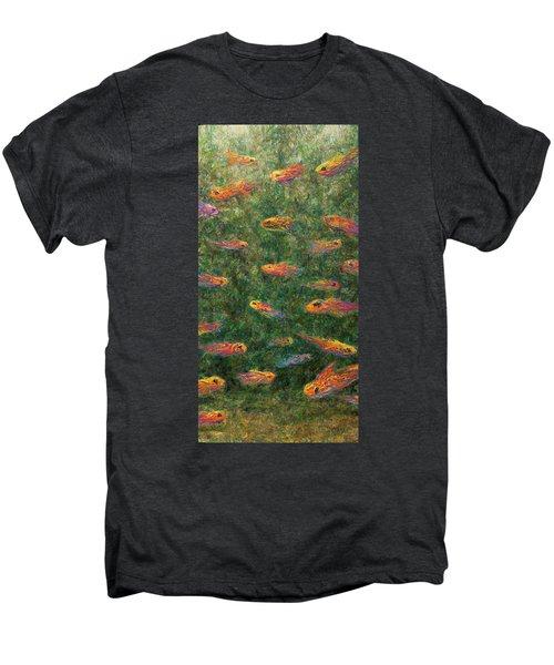 Aquarium Men's Premium T-Shirt