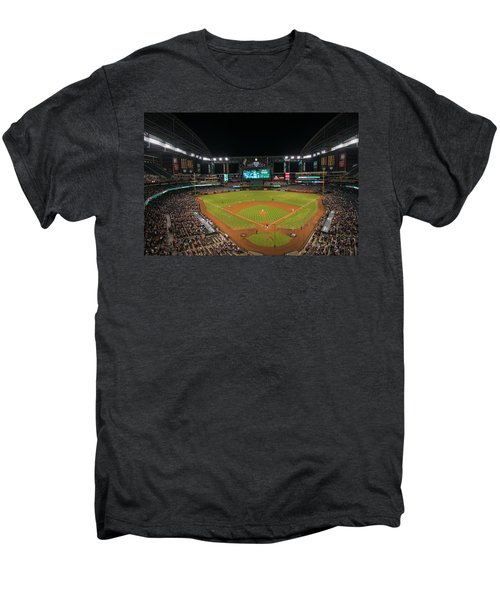 Arizona Diamondbacks Baseball 2639 Men's Premium T-Shirt