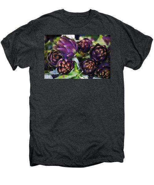 Artichokes  Men's Premium T-Shirt by Joana Kruse