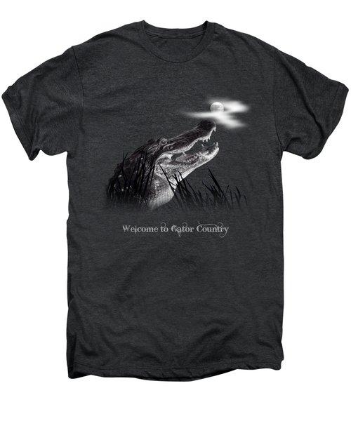 Gator Growl Men's Premium T-Shirt