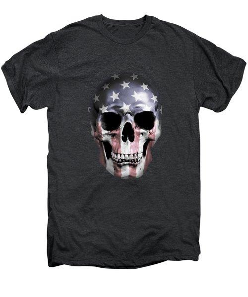 American Skull Men's Premium T-Shirt