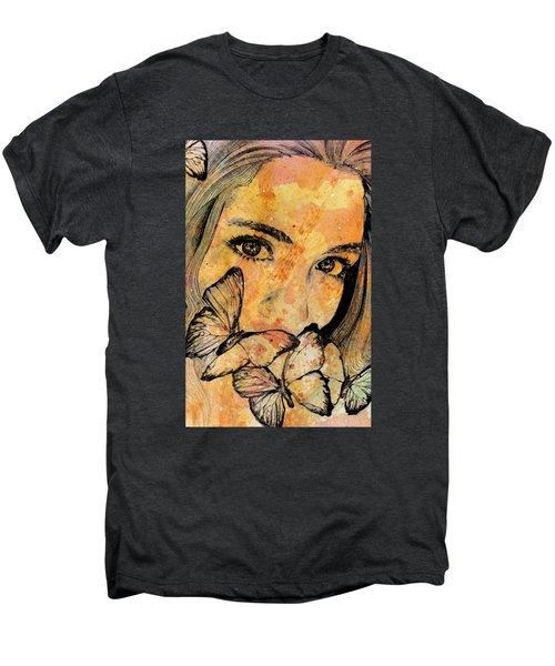 Remain Sedate Men's Premium T-Shirt by Marco Paludet
