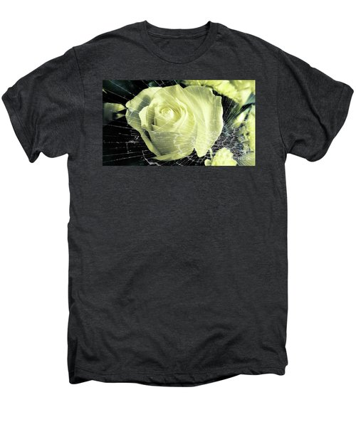 Aunt Edna's Rose Men's Premium T-Shirt