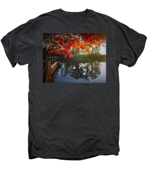 Autumn Creek Magic Men's Premium T-Shirt