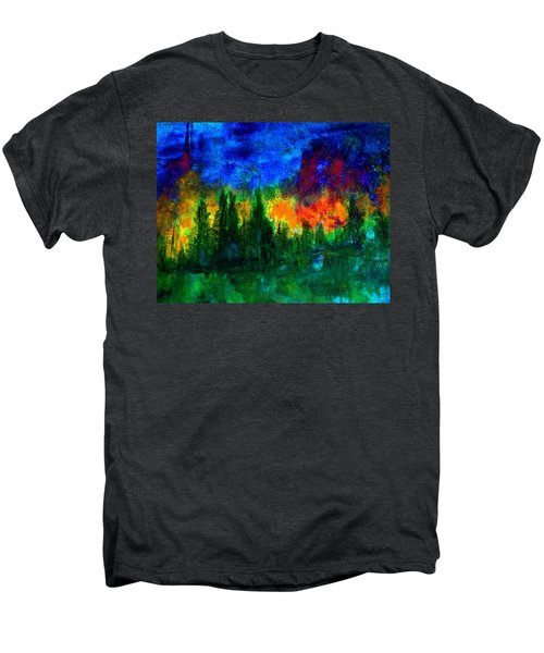 Autumn Fires Men's Premium T-Shirt