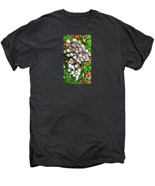 Autumn Mushrooms Men's Premium T-Shirt