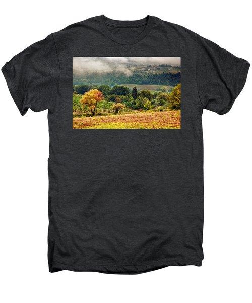 Autumnal Hills Men's Premium T-Shirt