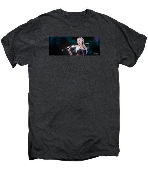 Baby Doll Men's Premium T-Shirt by Rikk Flohr