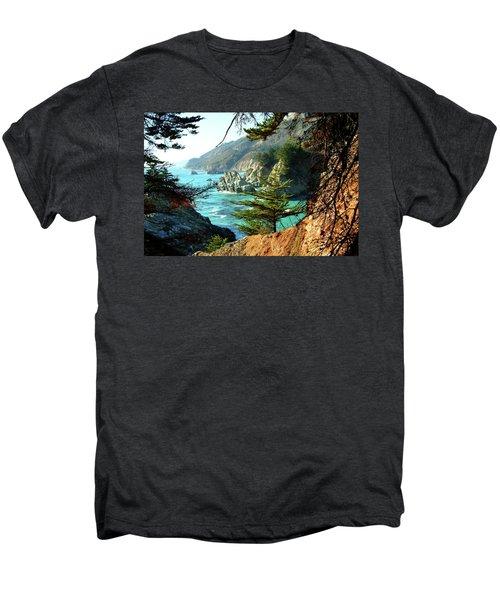 Big Sur Vista Men's Premium T-Shirt