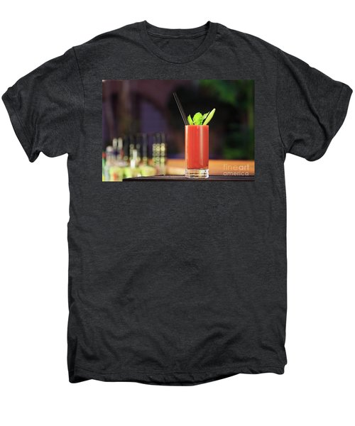 Bloody Mary Forever Men's Premium T-Shirt by Ekaterina Molchanova