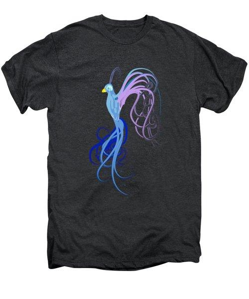 Blu Men's Premium T-Shirt by Diq