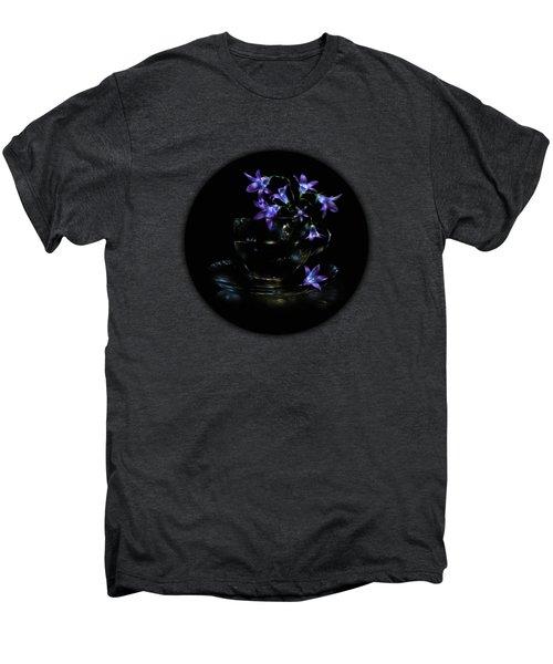 Bluebells Men's Premium T-Shirt by Alexey Kljatov