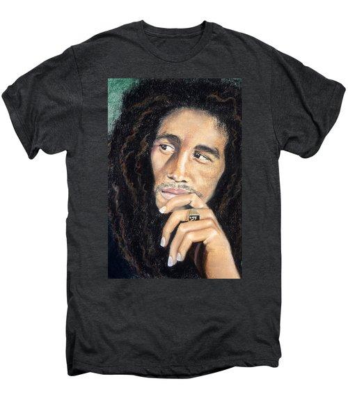 Bob Marley Men's Premium T-Shirt