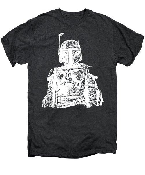 Boba Fett Tee Men's Premium T-Shirt