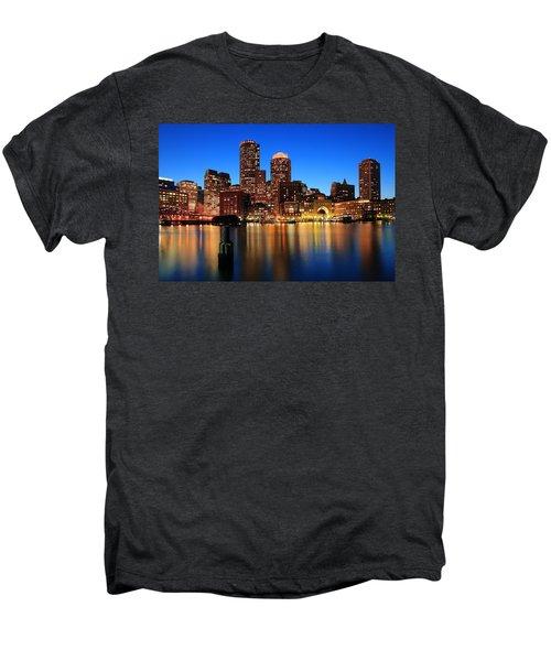 Boston Aglow Men's Premium T-Shirt