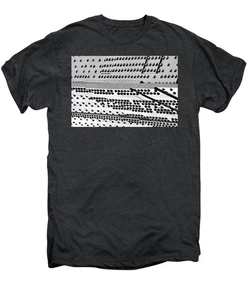 Bridge Abstract No. 37-1 Men's Premium T-Shirt