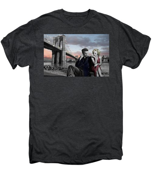 Brooklyn Bridge Men's Premium T-Shirt