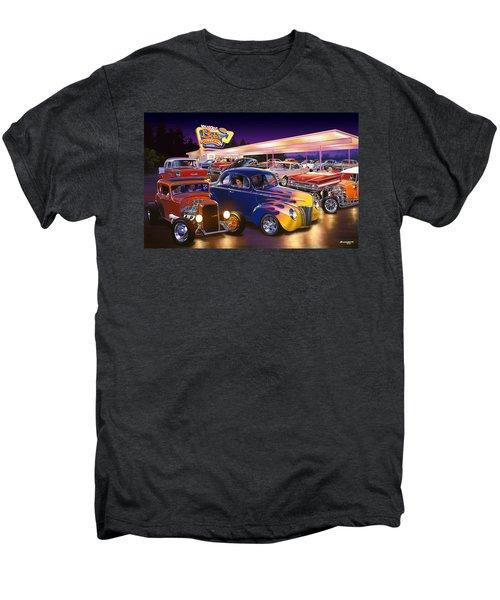 Burger Bobs Men's Premium T-Shirt